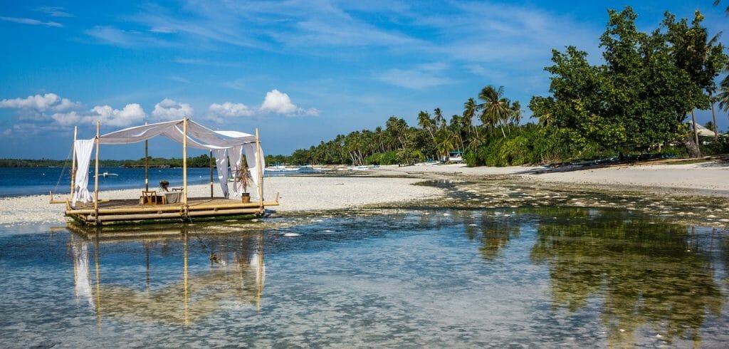 Exploring Boracay - beach