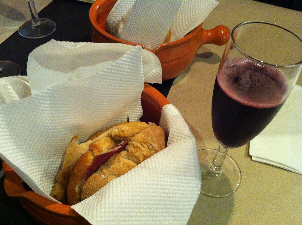 Taste Porto Food Tours: Terylene sandwich