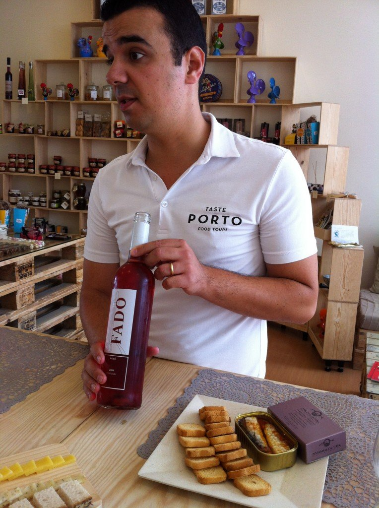 Taste Porto Food Tours: Our tour guide Andre