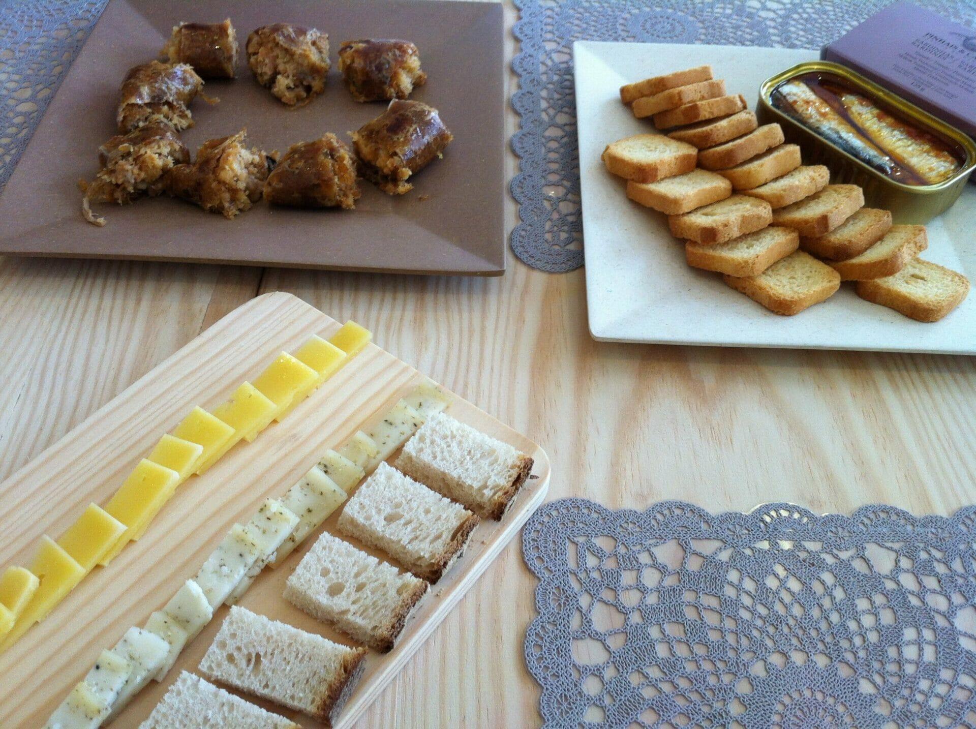 A taste of Portugal with Taste Porto Food Tours