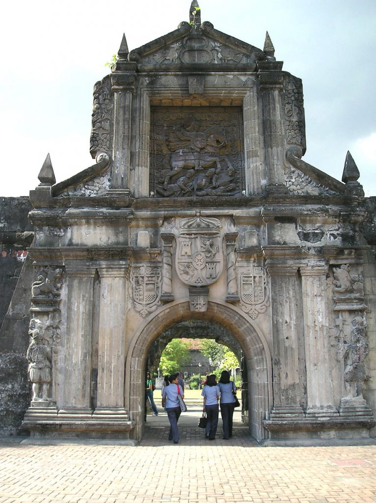 Visiting Manila - Ford Santiago