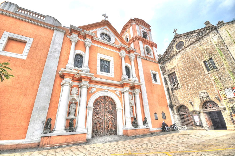 Visiting Manila - San Agustin Church