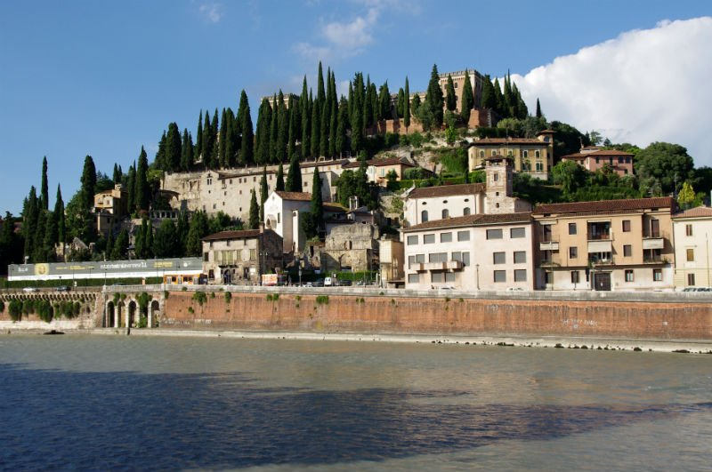 5 things to do in Verona - Castel San Pietro