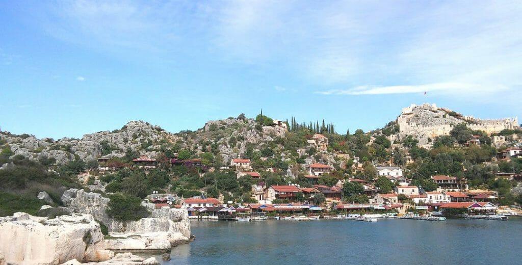Autumn sunshine - Antalya