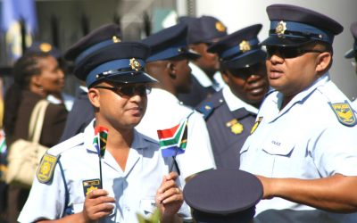 Police corruption in Johannesburg