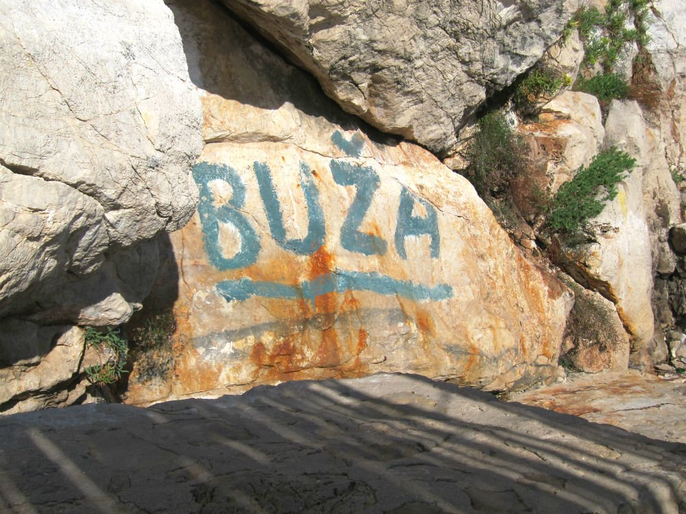 Dubrovnik - Buza Bar
