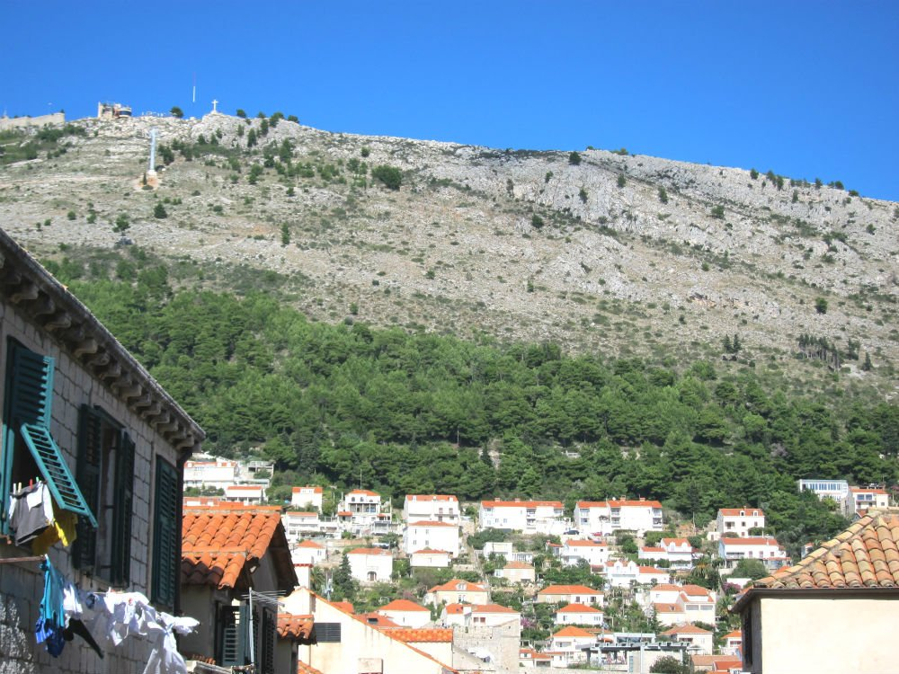 Photo essay Dubrovnik - houses