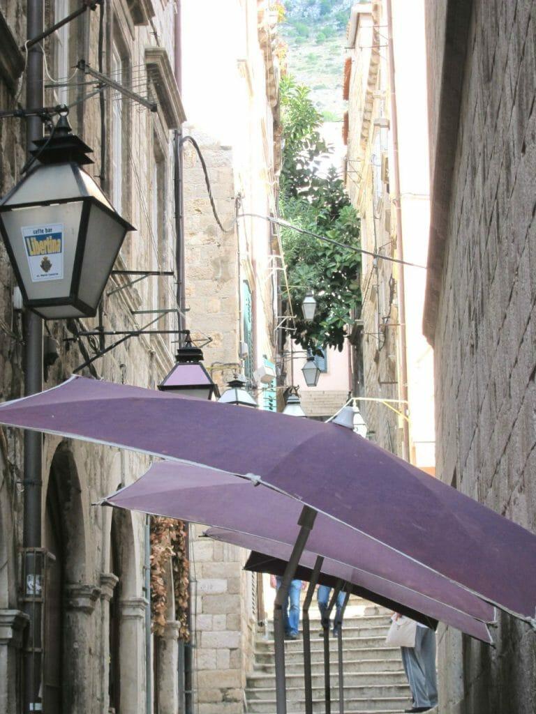 Photo essay Dubrovnik - restaurants