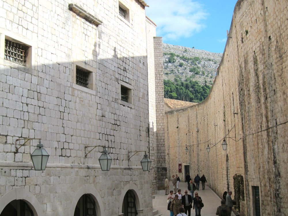 Dubrovnik - Old Town streets