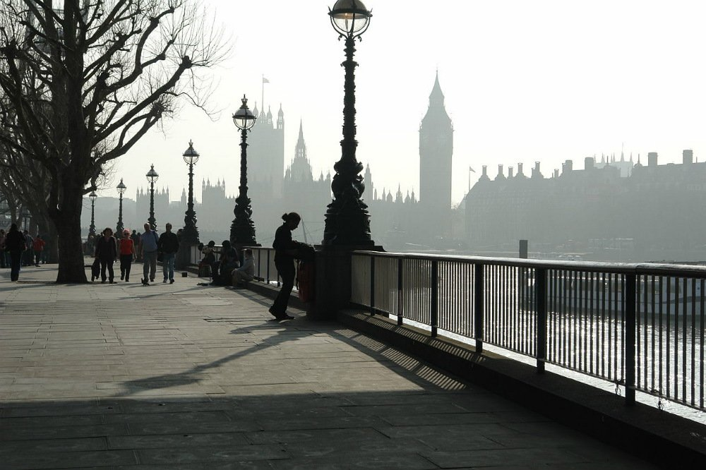 5 easy London walks to see the city