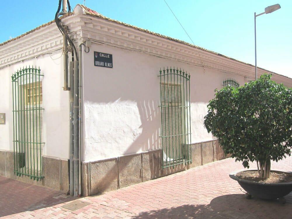Murcia - Murcia building