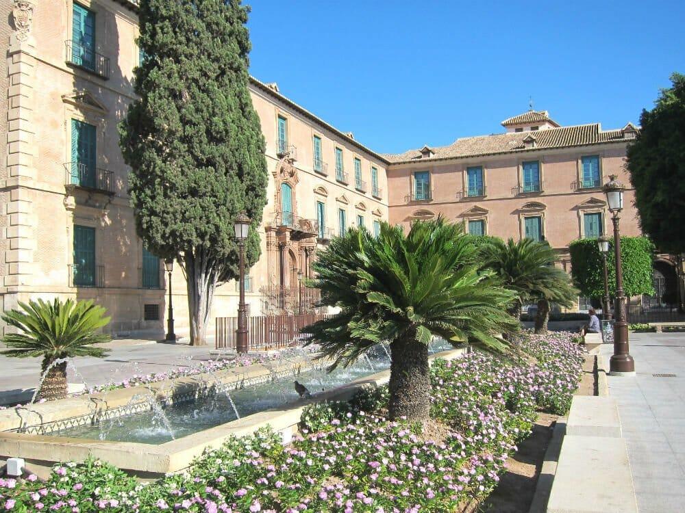 Murcia - Murcia buildings