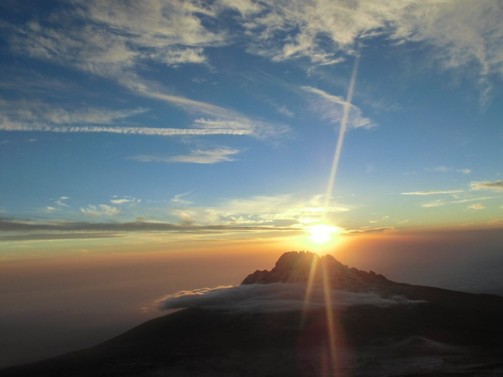 The essential guide on how to enjoy a work trip abroad - Mt Kilimanjaro