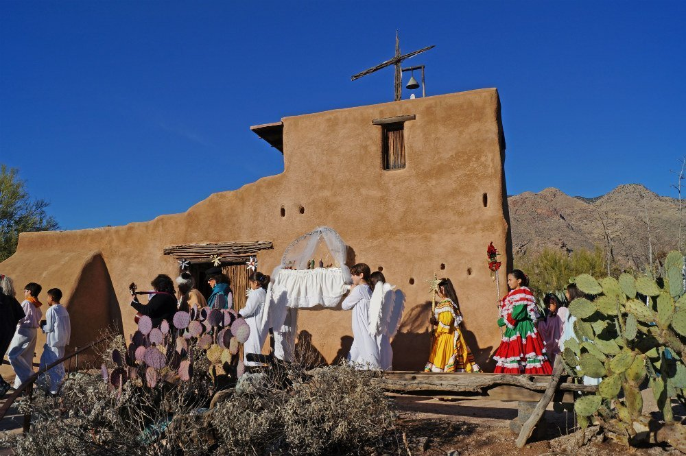 Global Christmas traditions - Las Posadas