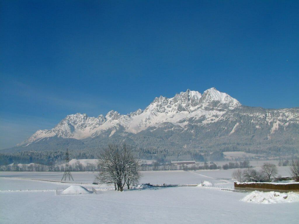 Guaranteed white Christmas - St Johann Tirol