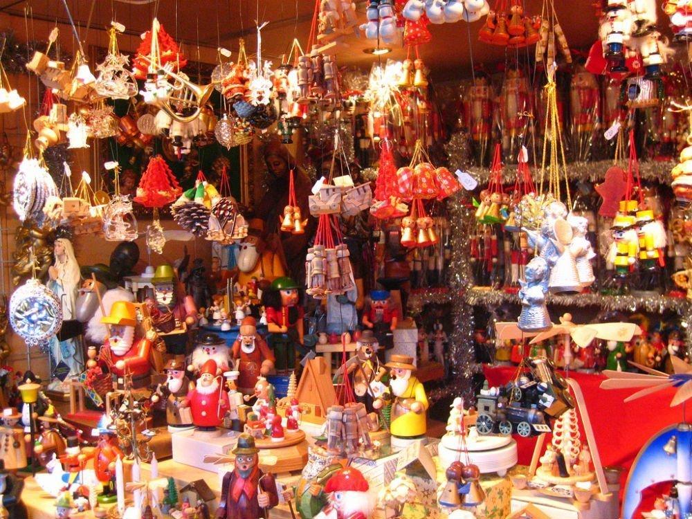 European Christmas market destinations - Spittelberg market