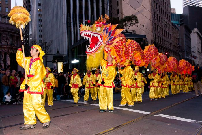Chinese New Year around the world: celebrating outside China