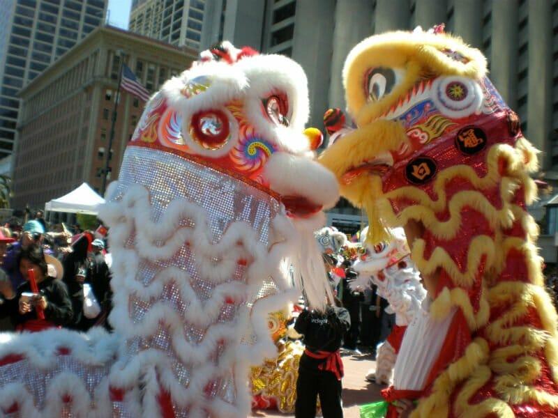 Chinese New Year around the world - San Francisco Chinese New Year