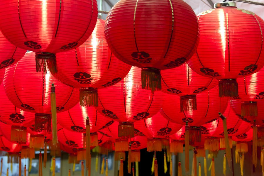 Chinese New Year outside China