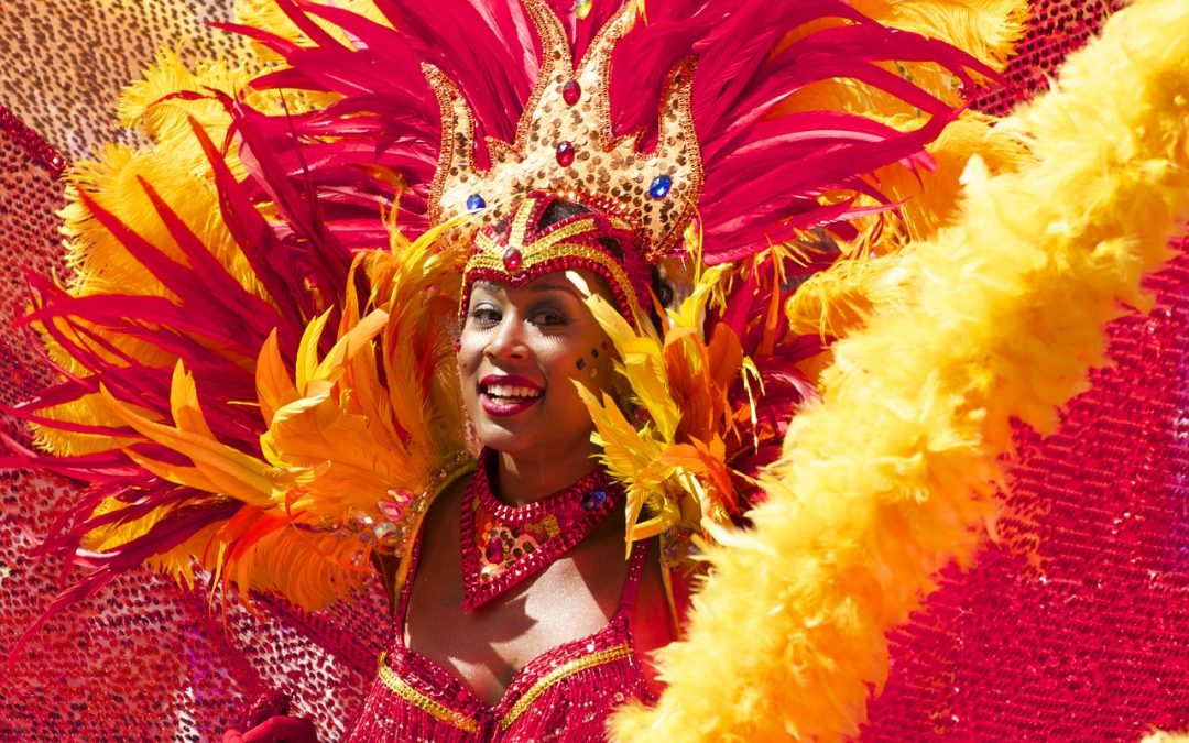 Colorful carnivals around the world