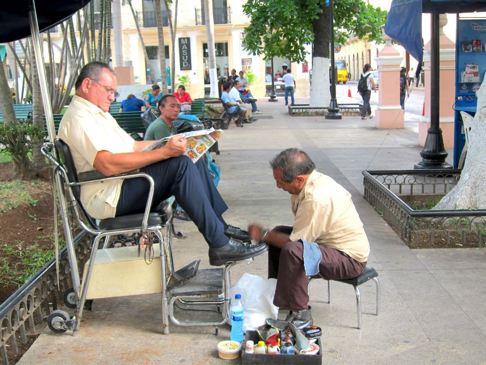 Discovering Merida - everyday life