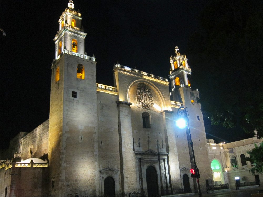 Free things to do in Merida Mexico