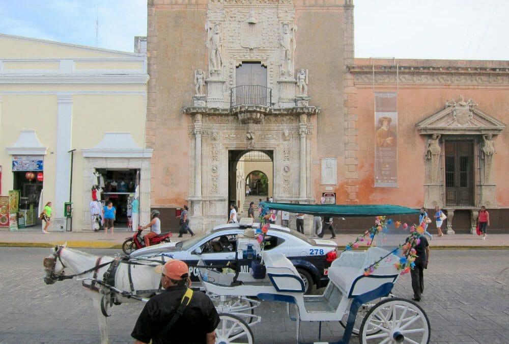 2 days in Mérida Mexico