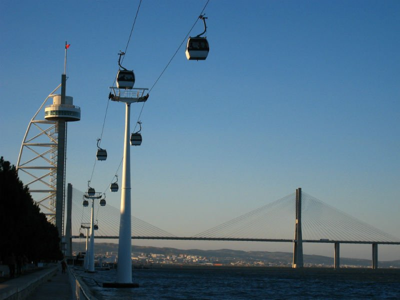 simple guide to Lisbon - Parque Nascoes
