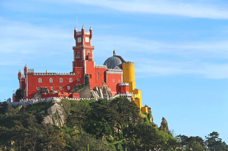 simple guide to Lisbon - Sintra