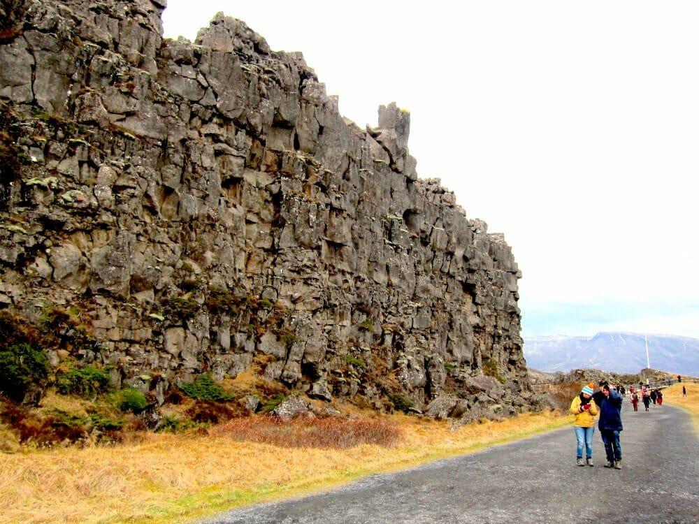 Travel to Iceland in November - Thingvellir park