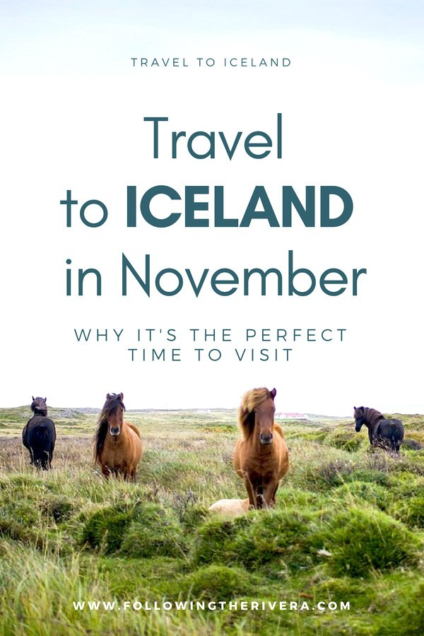 Travel To Iceland In November Why It S The Perfect Time