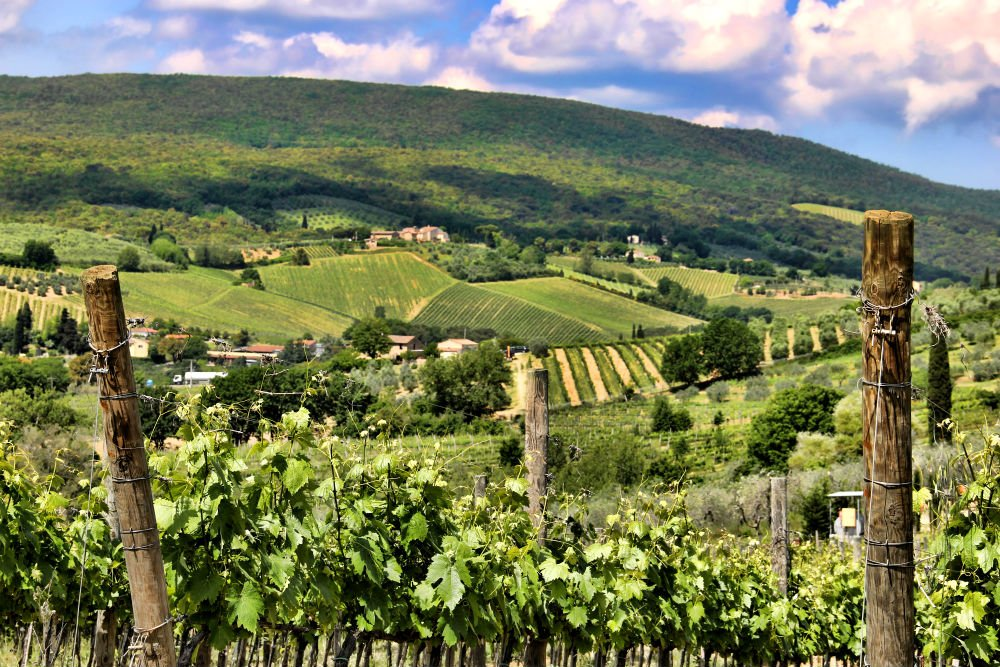 Top 5 places to enjoy the start of spring - Tuscany spring