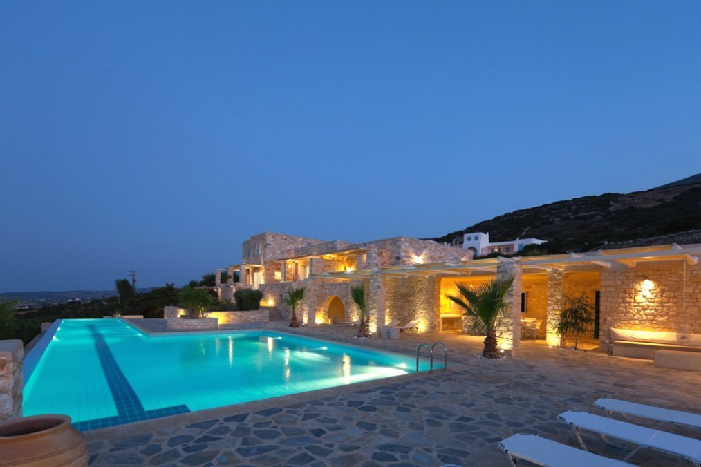 Holidays to Paros - Calme Boutique Hotel
