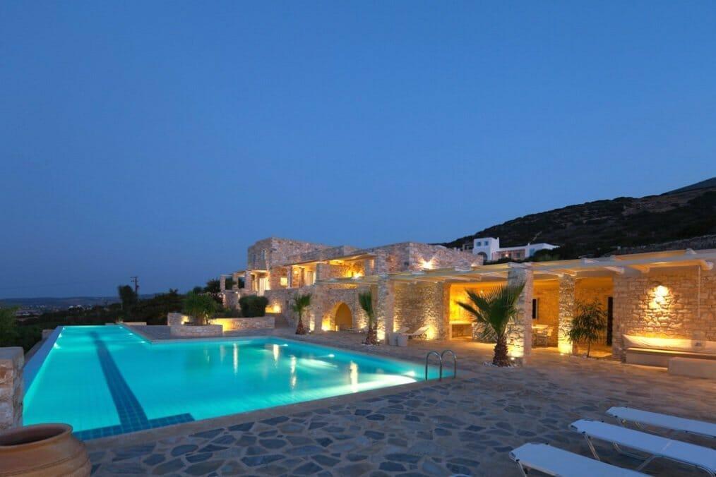 Holidays to Paros - Calme Boutique Hotel