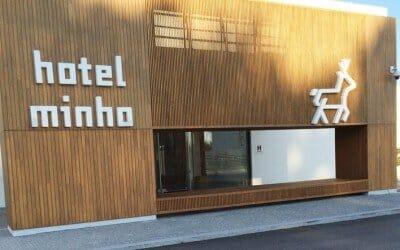 A stay at Hotel Minho, Portugal
