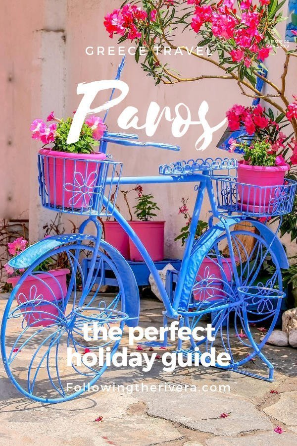 Holidays to Paros - the perfect holiday guide