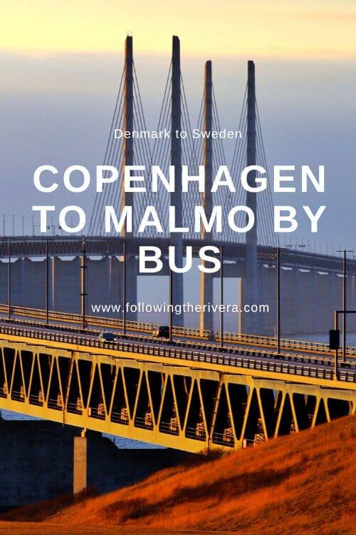 Copenhagen to Malmo