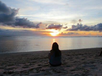 Daydream believer on Gili Trawangan