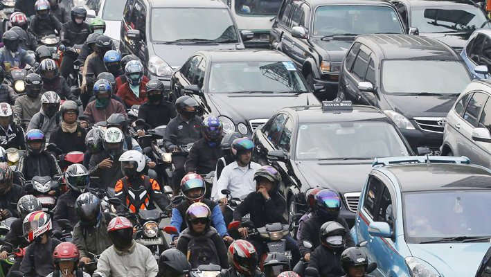 Travel to Jakarta – not on anyone's bucket list