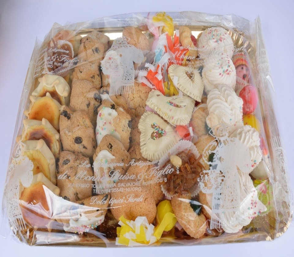 sardinian sweets - Gatto