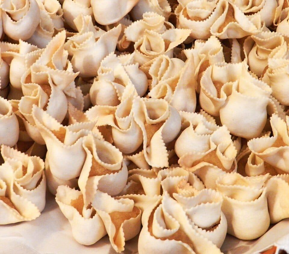 sardinian sweets - Tiliccas