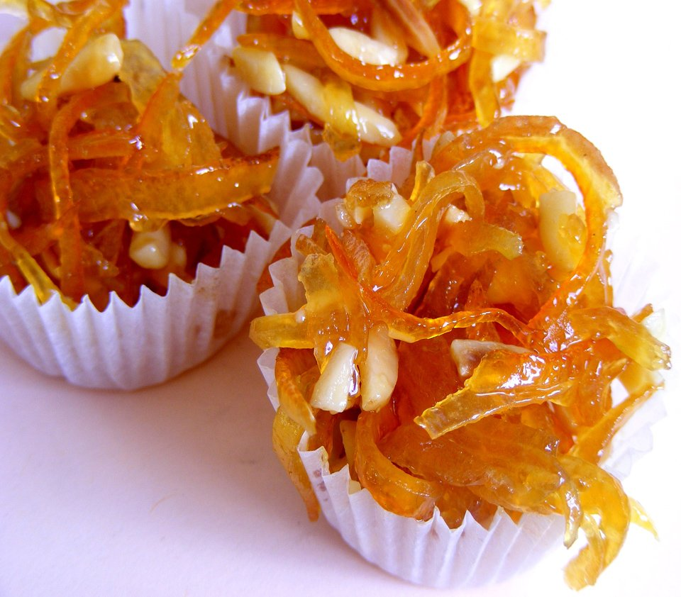 sardinian sweets - Arantzada