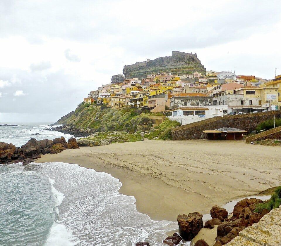 places in Sardinia - Castelsardo