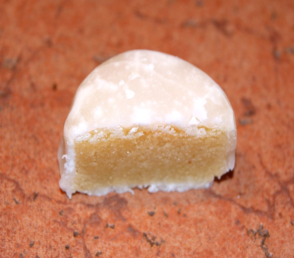 sardinian sweets - Sospiro