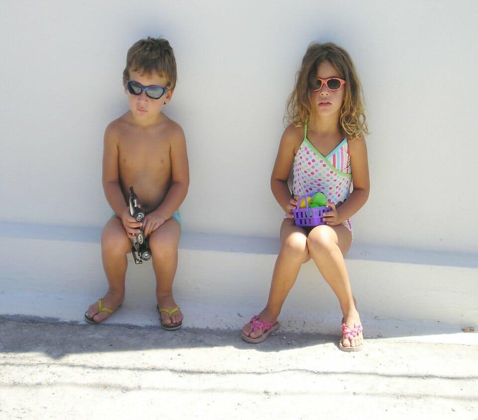 Sardinia summer - heat