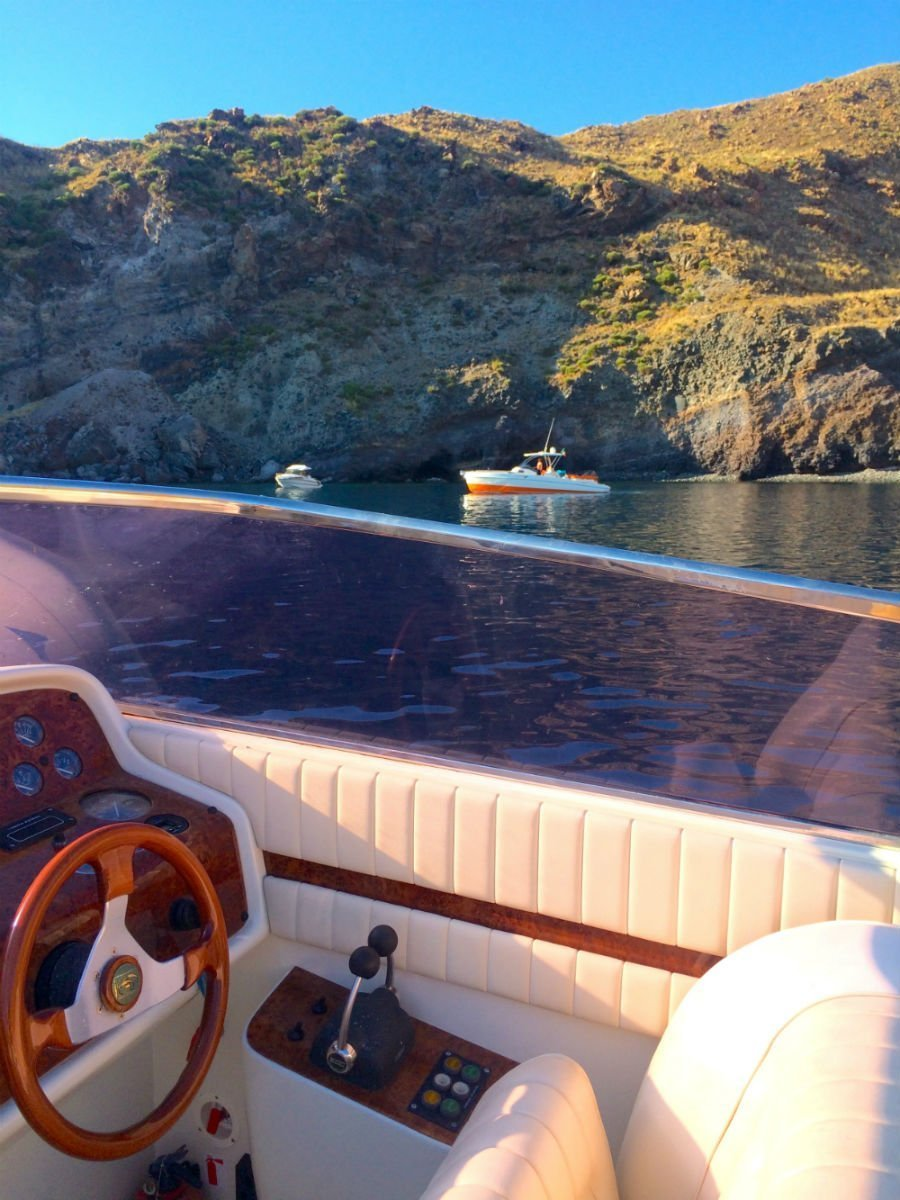Best things to do in Lipari - take a boat trip