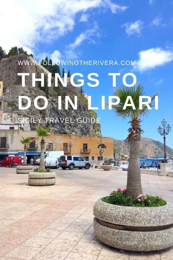 Best things to do in Lipari Sicily