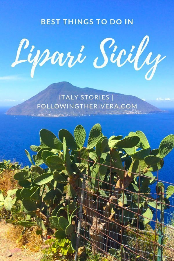 Things to do in Lipari