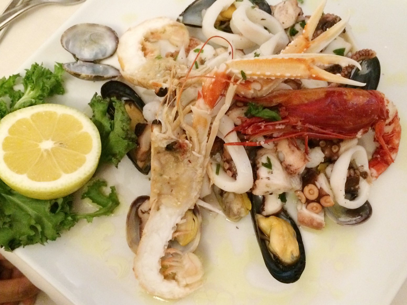 Road trip: Aloha Mare: the freshest seafood I've tasted