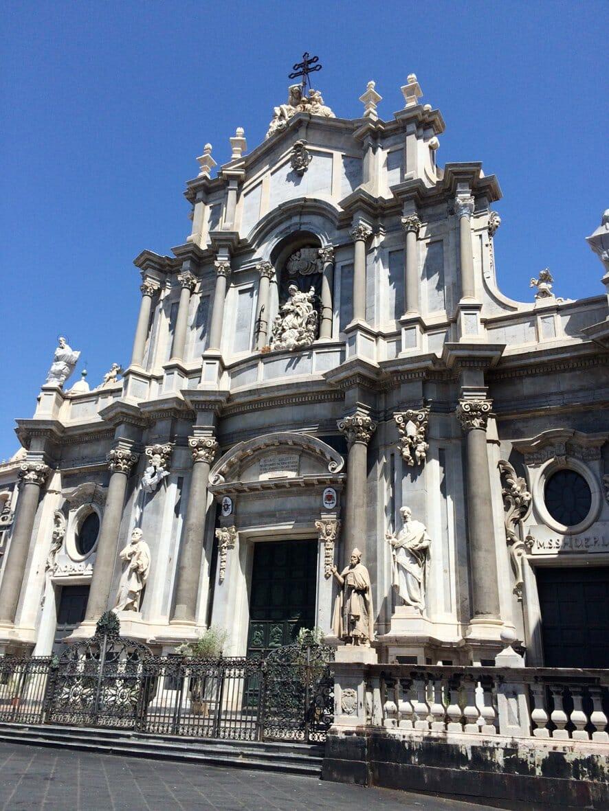 Road trip: Seeing is believing: La Cattedrale di Sant'Agata